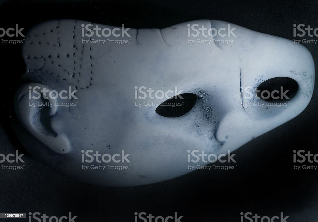 Old Baby royalty-free stock photo