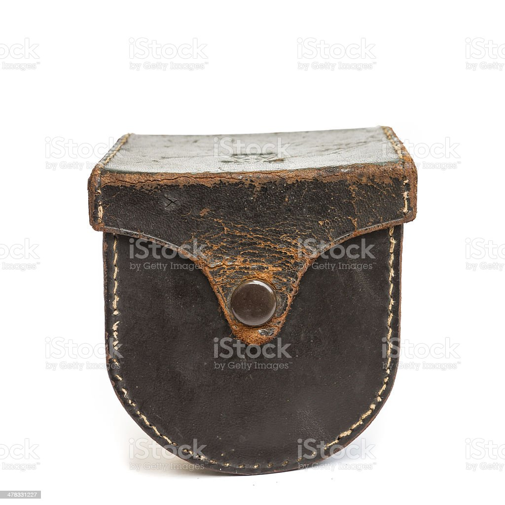 old bag royalty-free stock photo