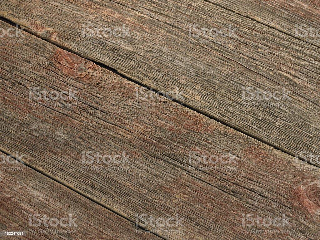 Old Barn Wood stock photo