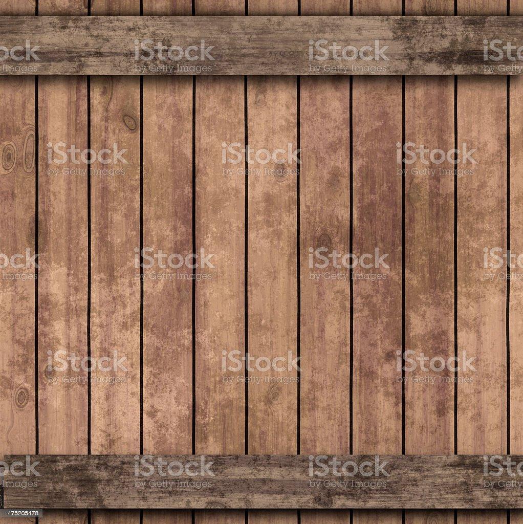 Old Barrel background stock photo