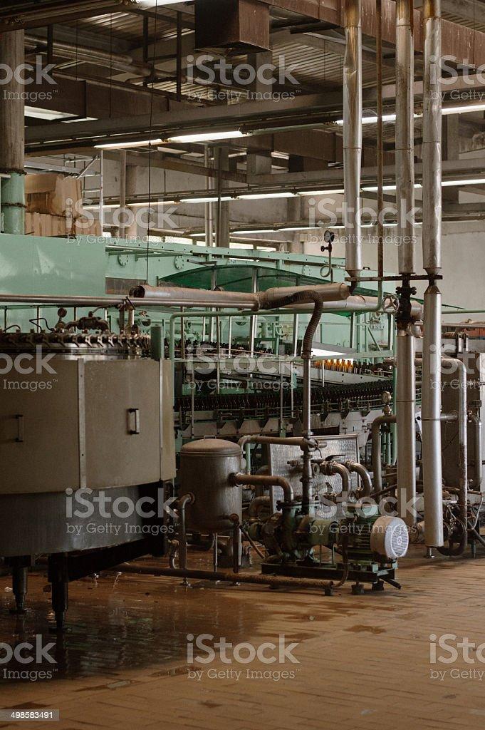 旧ビール factory1 ロイヤリティフリーストックフォト