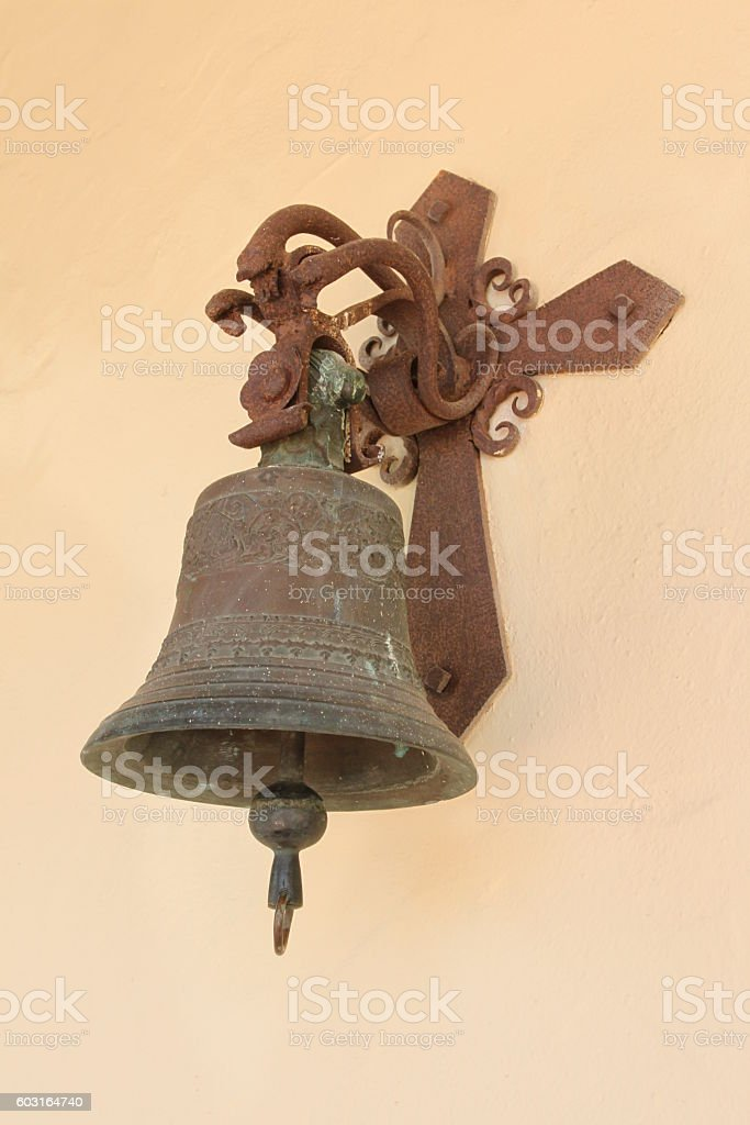Old Bell stock photo