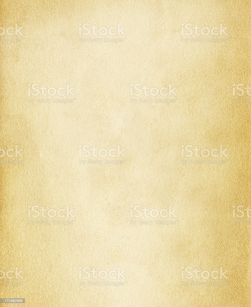 Old blank paper royalty-free stock photo