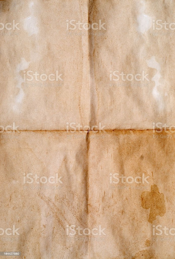 old blank royalty-free stock photo