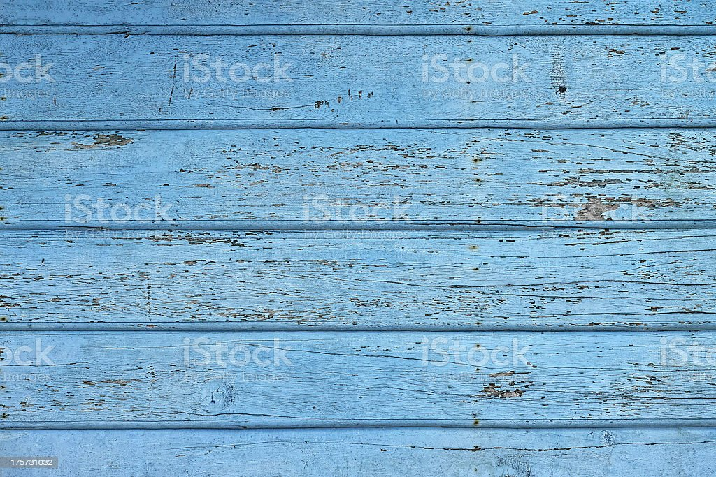 Old blue wooden board background. royalty-free stock photo