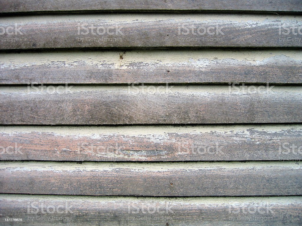 Old boards stock photo