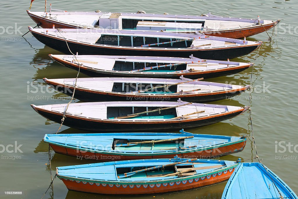 Old boats royalty-free stock photo