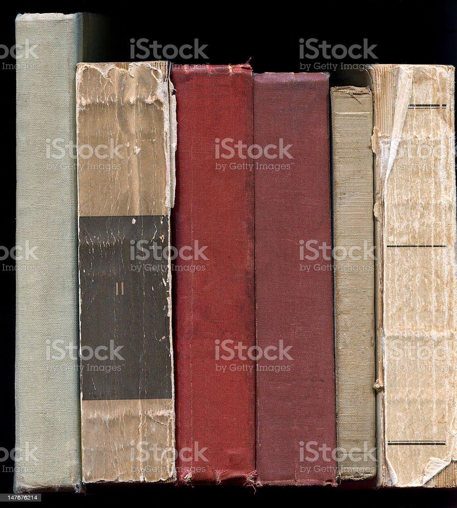Altes Buch-Kollektion Lizenzfreies stock-foto