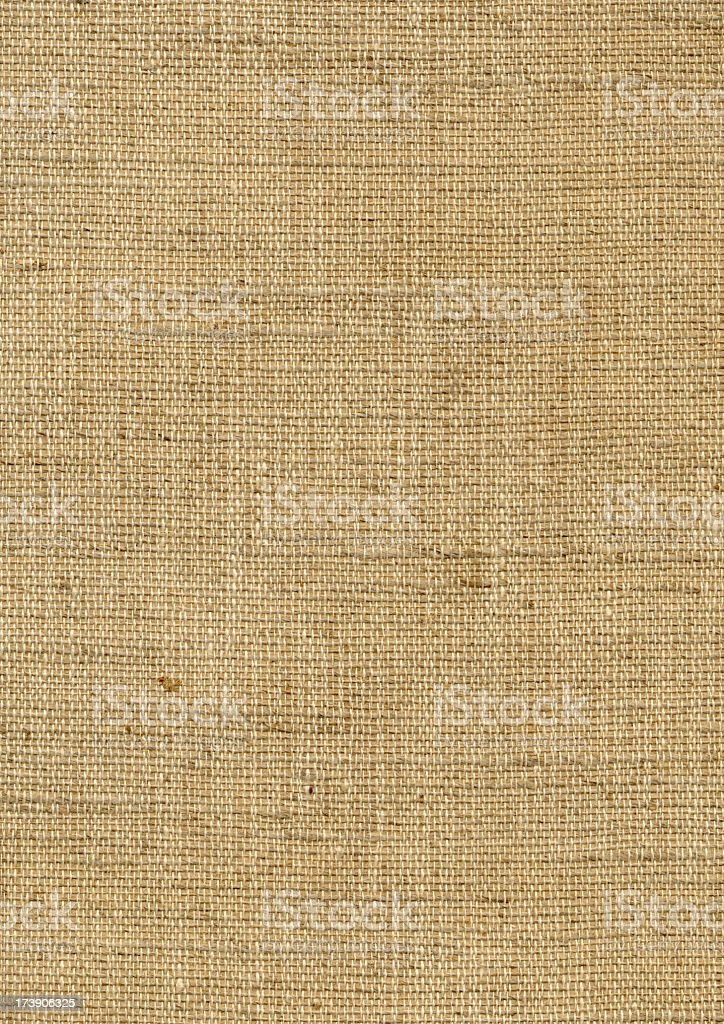 Old book cover texture in light yellow royalty-free stock photo