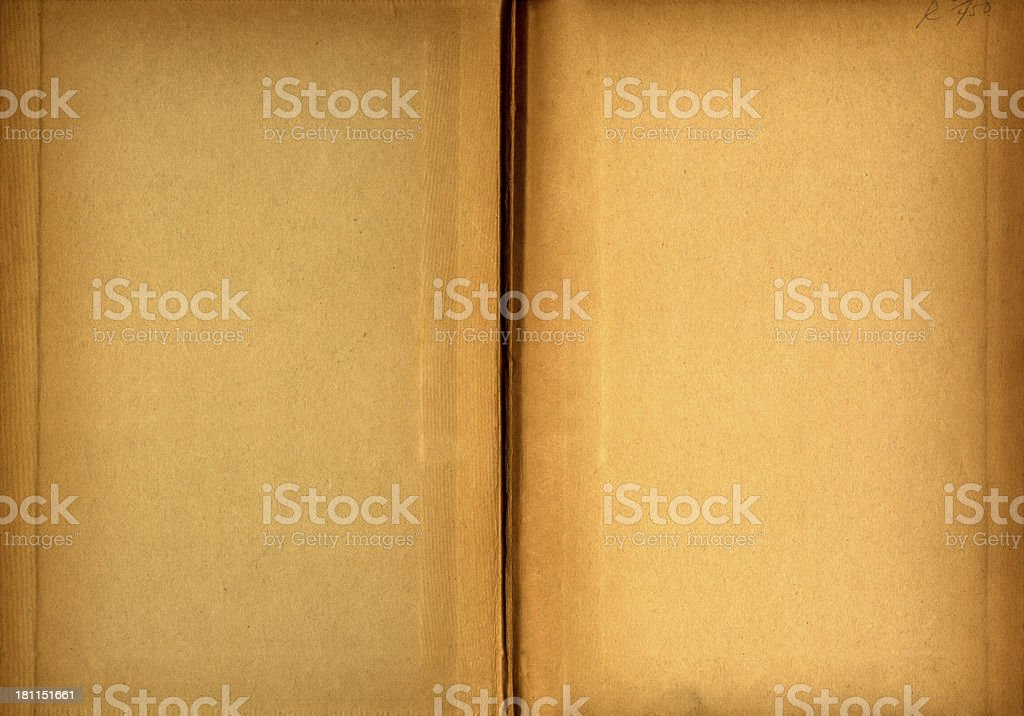 old book opening pages royalty-free stock photo