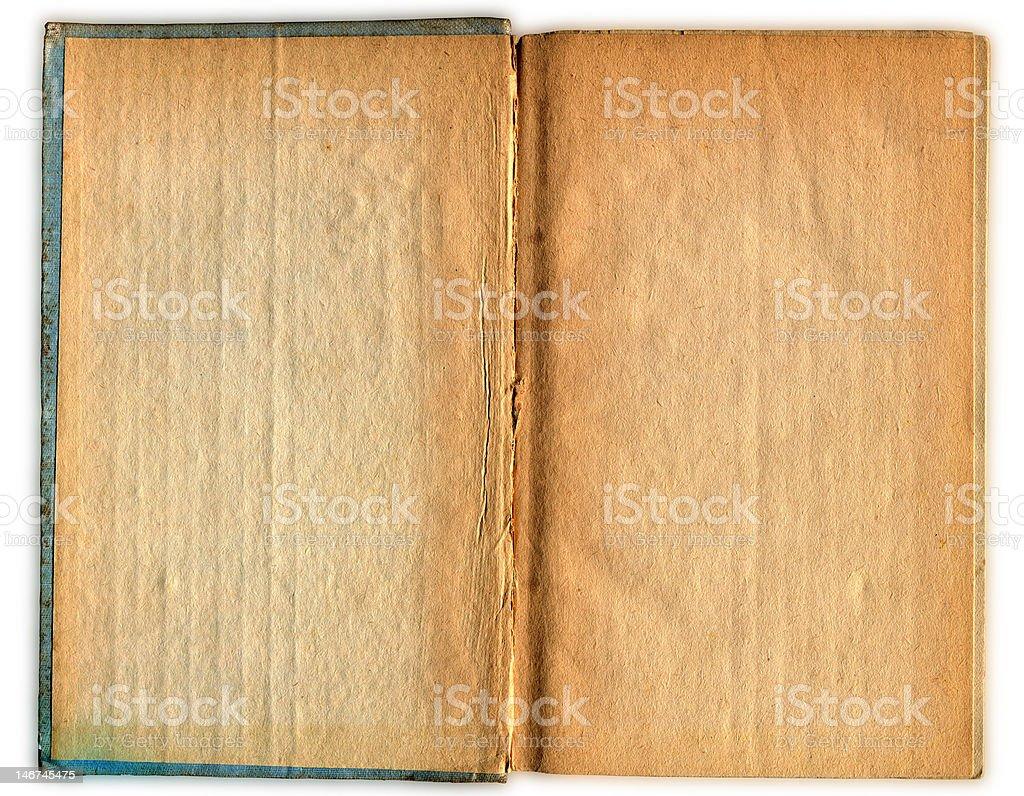 Old Book Seite Lizenzfreies stock-foto
