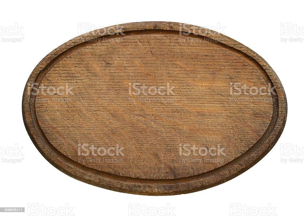 Old breadboard stock photo