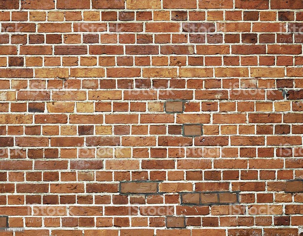 old brick brown wall texture royalty-free stock photo
