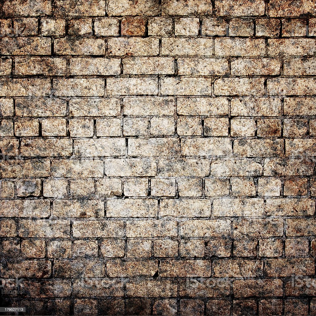 old brick brown wall texture royalty-free stock photo