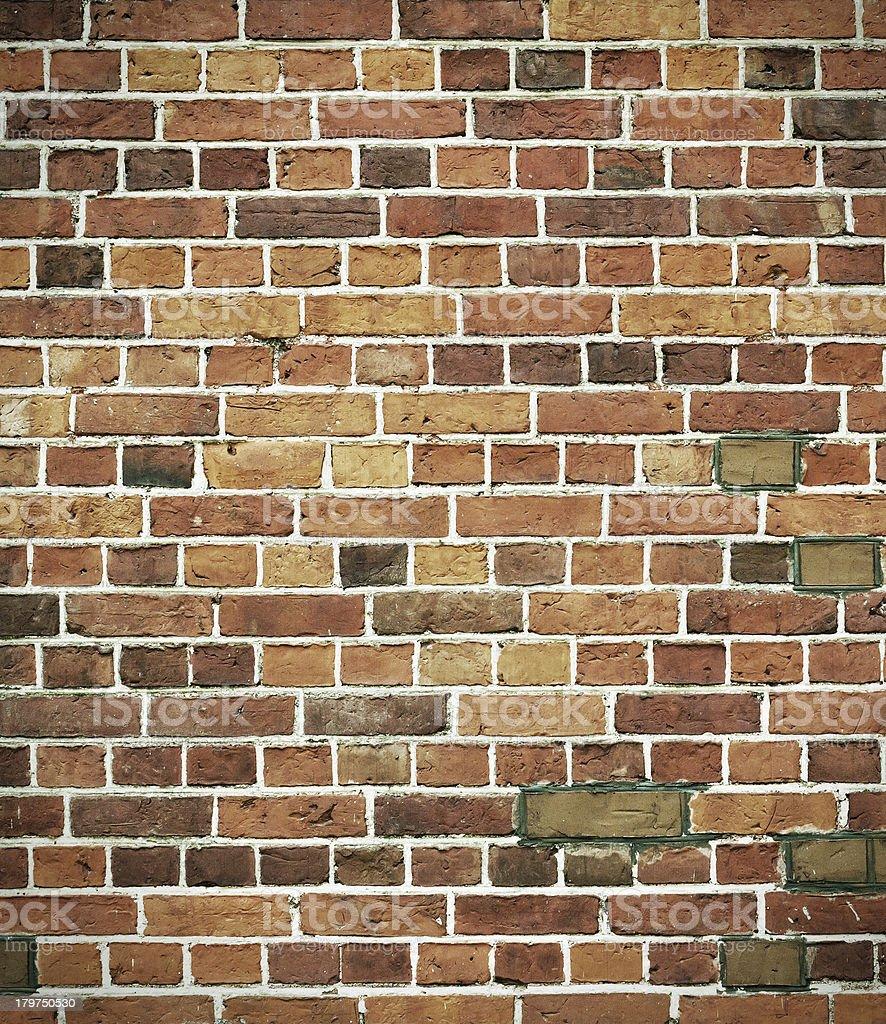 old brick grunge wall texture royalty-free stock photo