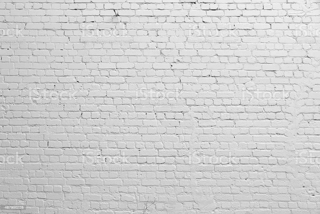 Old brick wall. stock photo