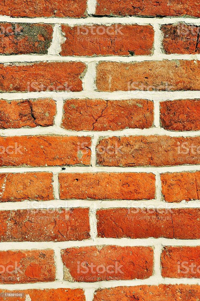 Old brickwork royalty-free stock photo