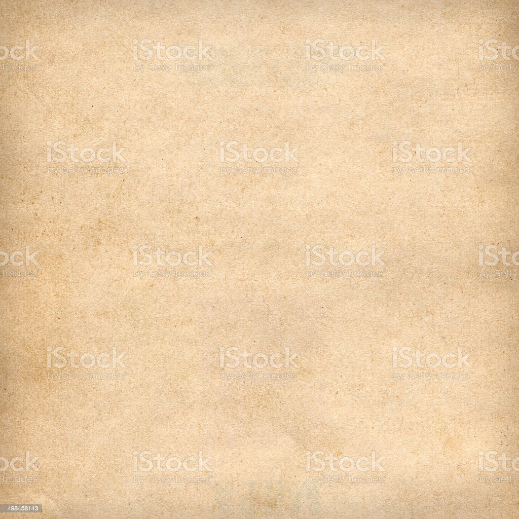 Old brown paper background stock photo