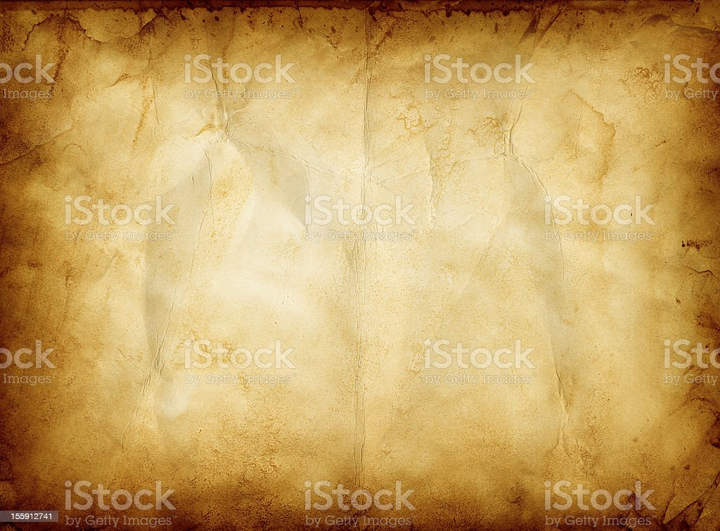 old brown paper royalty-free stock photo