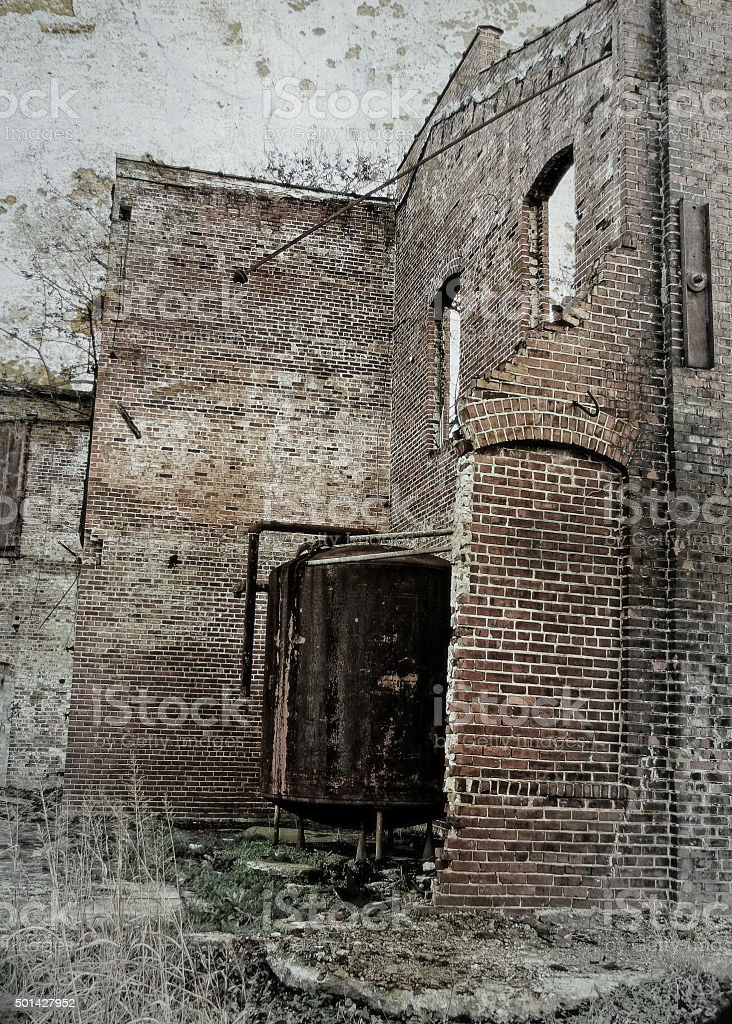 Old building stock photo