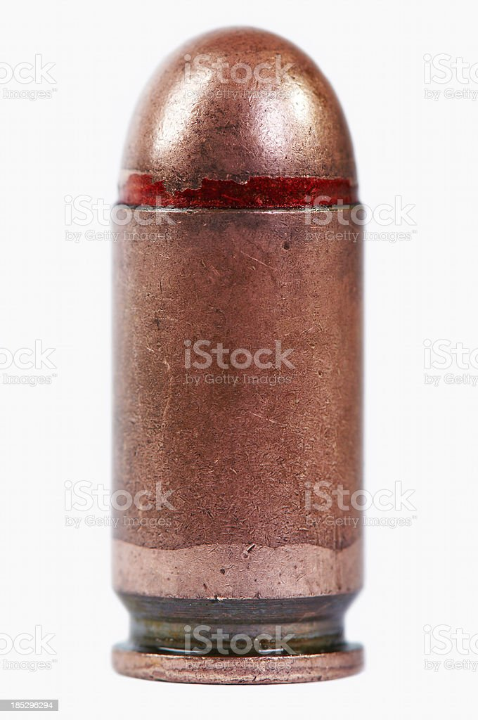 Old Bullet royalty-free stock photo