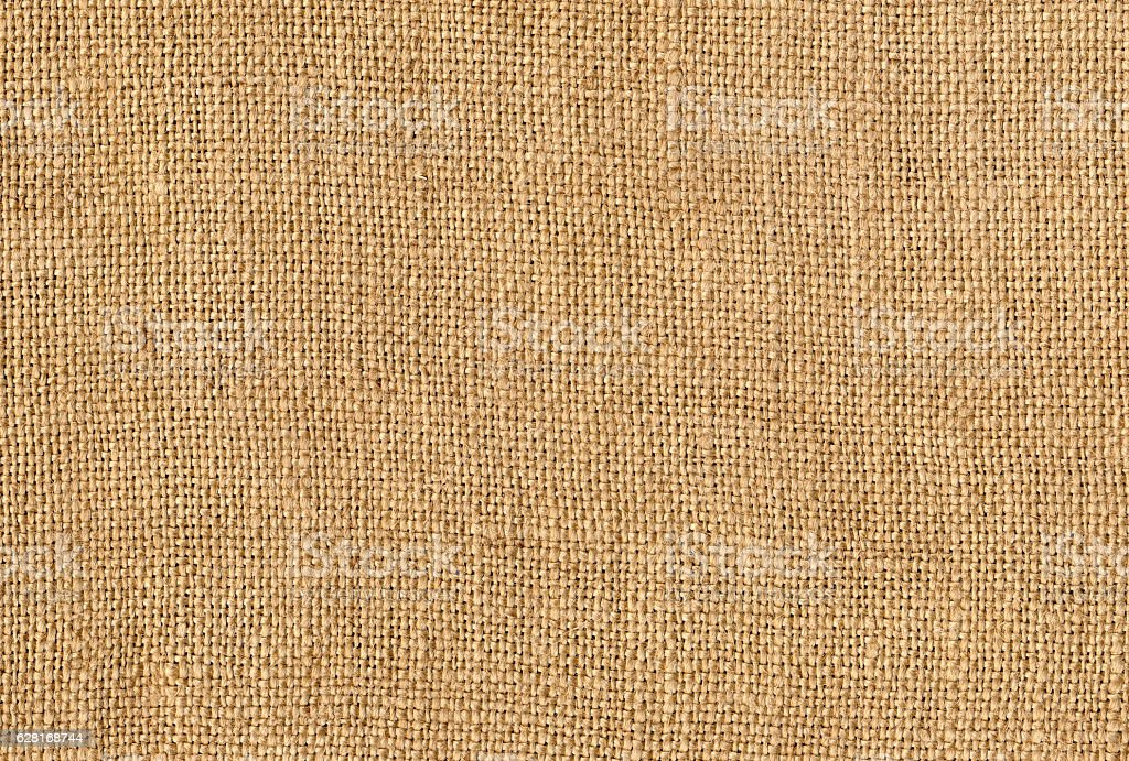 old burlap surface stock photo