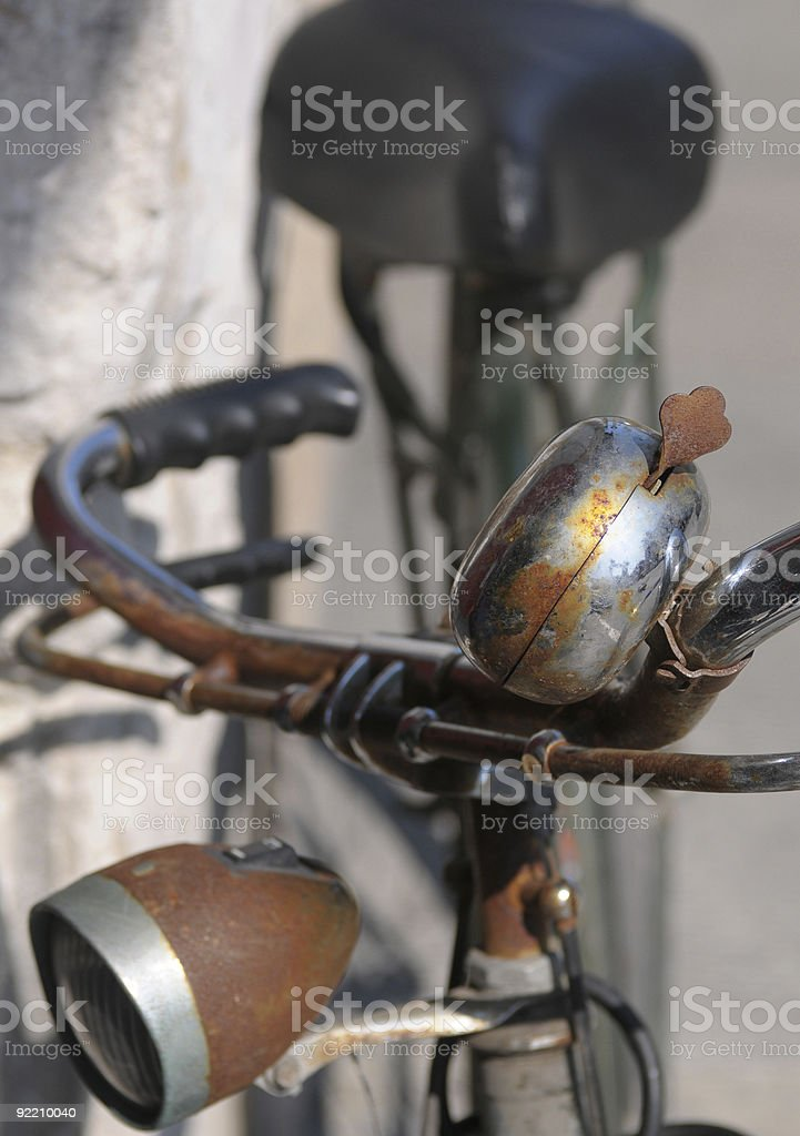 Old but unpollutant stock photo