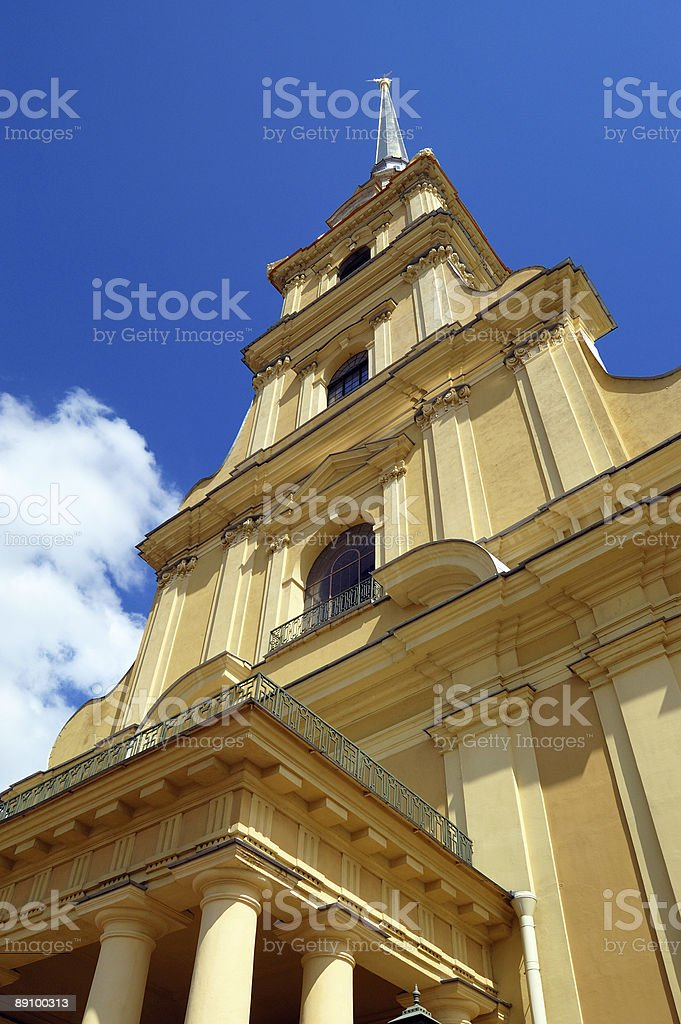 old cafedral royalty-free stock photo