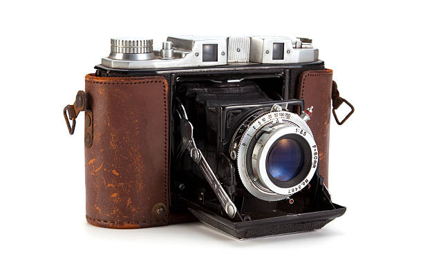 Vintage Camera Pictures, Images and Stock Photos - iStock