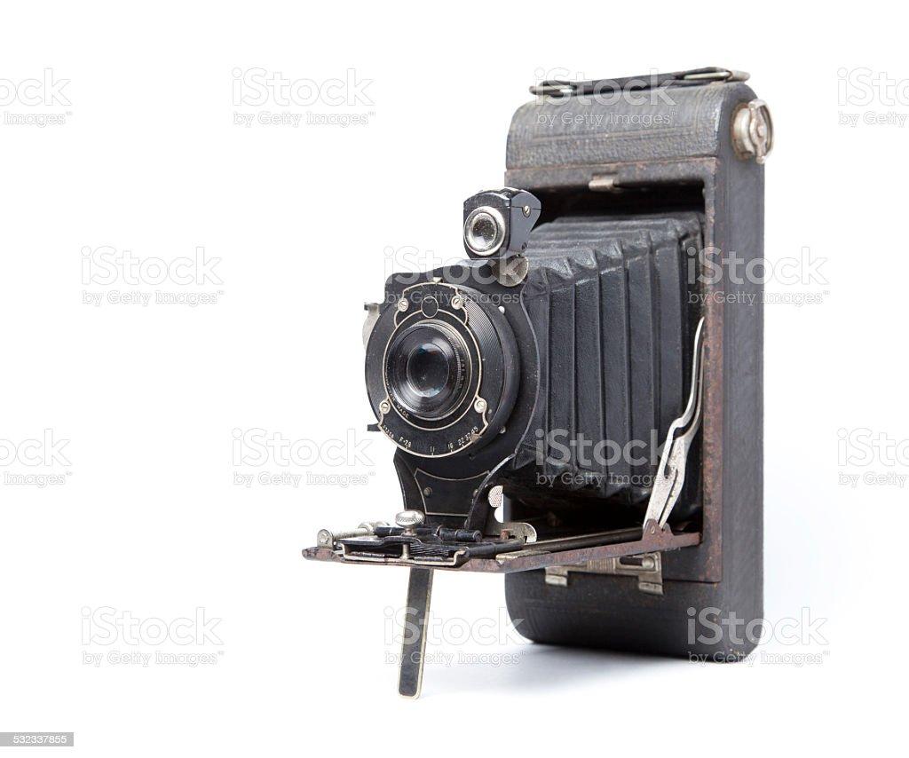 Old Camera stock photo