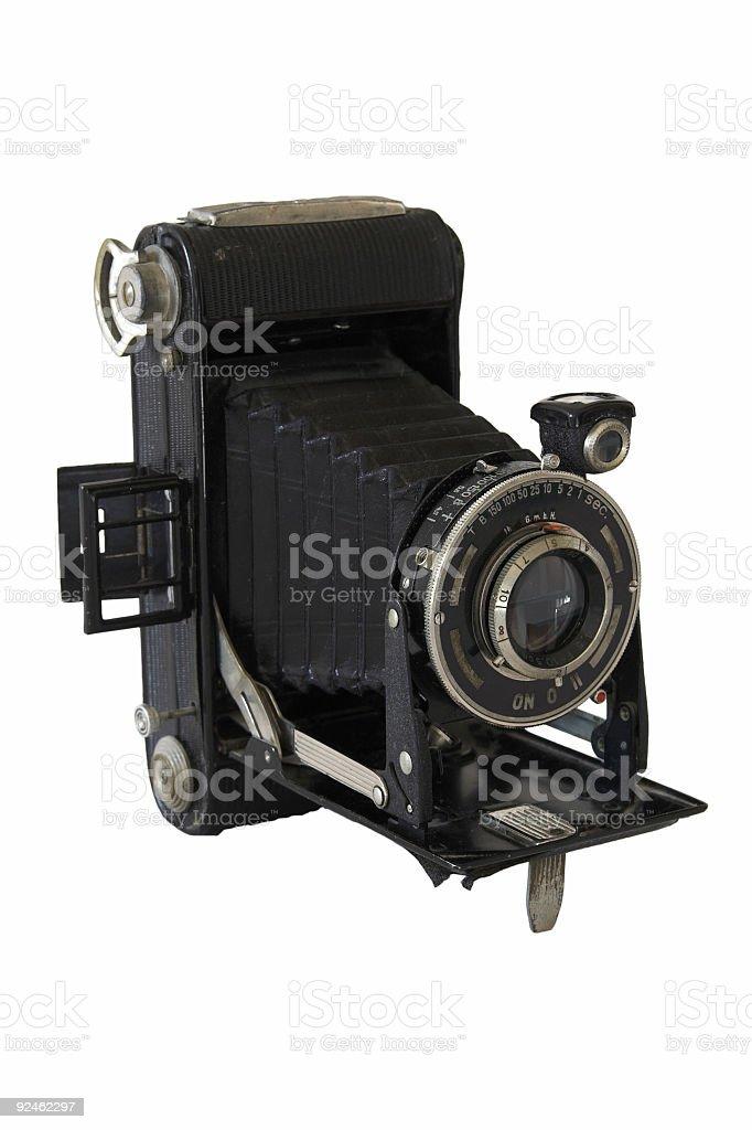 old camera royalty-free stock photo