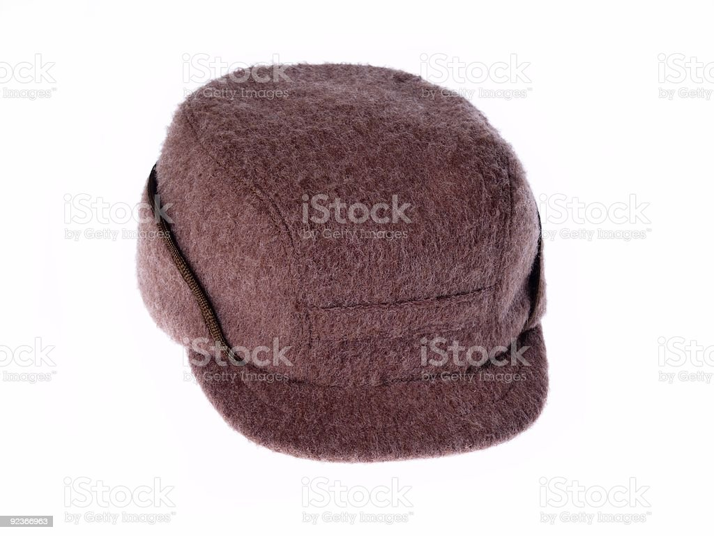Old Cap royalty-free stock photo