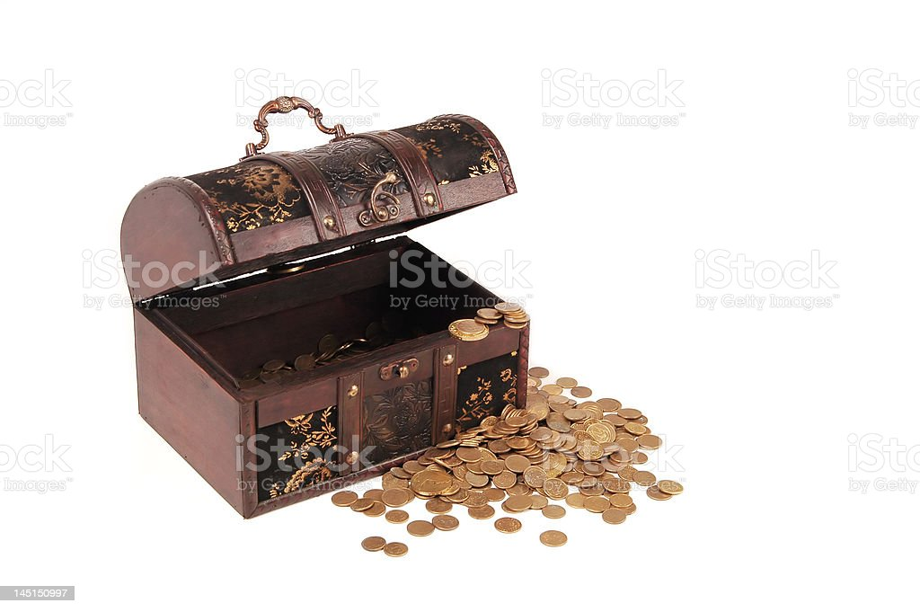 old case royalty-free stock photo