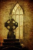 old celtic cross