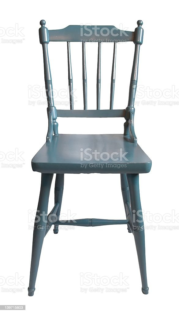 Old Chair royalty-free stock photo