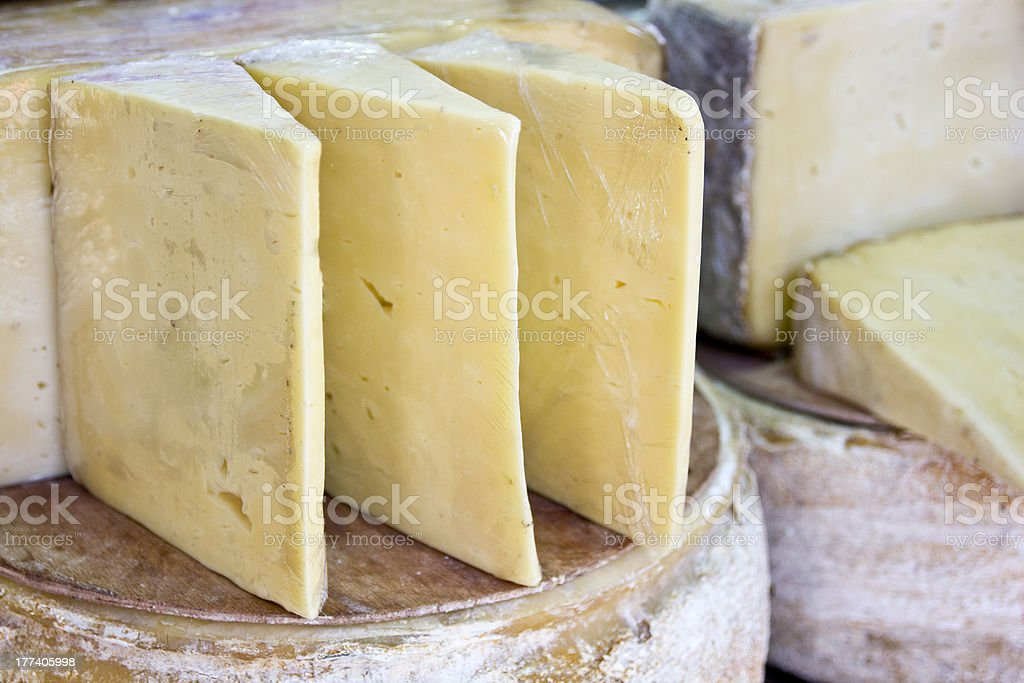 Old Cheese royalty-free stock photo