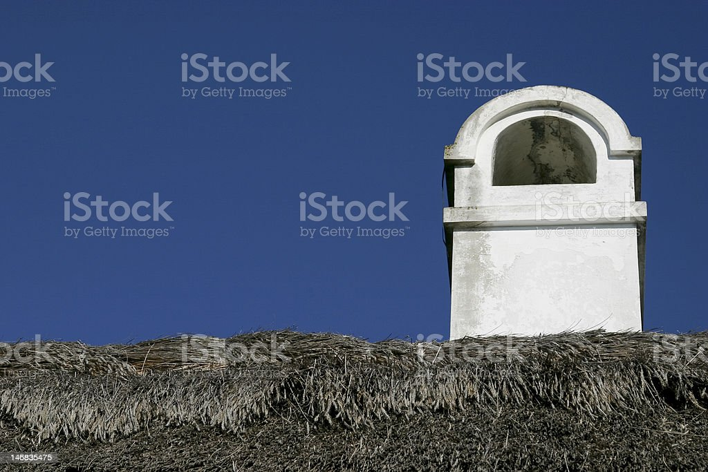 old chimney royalty-free stock photo