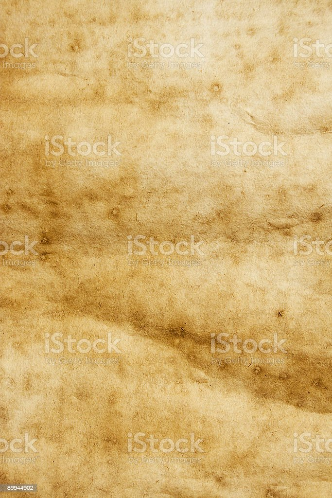 Old Chinese Paper High stock photo