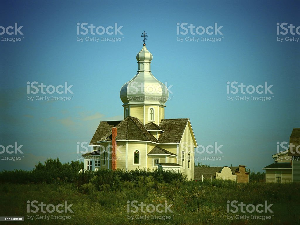 Old Church Photo royalty-free stock photo