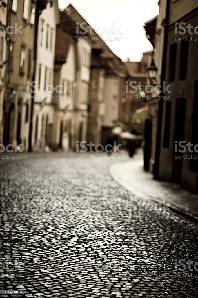 old city royalty-free stock photo