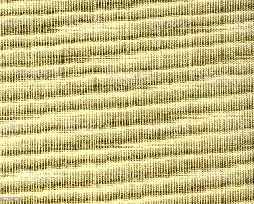 Old cloth canvas texture. Book cover stock photo