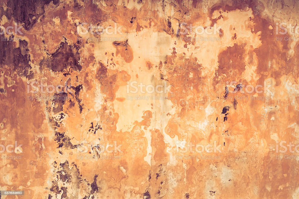 Old color wall stock photo