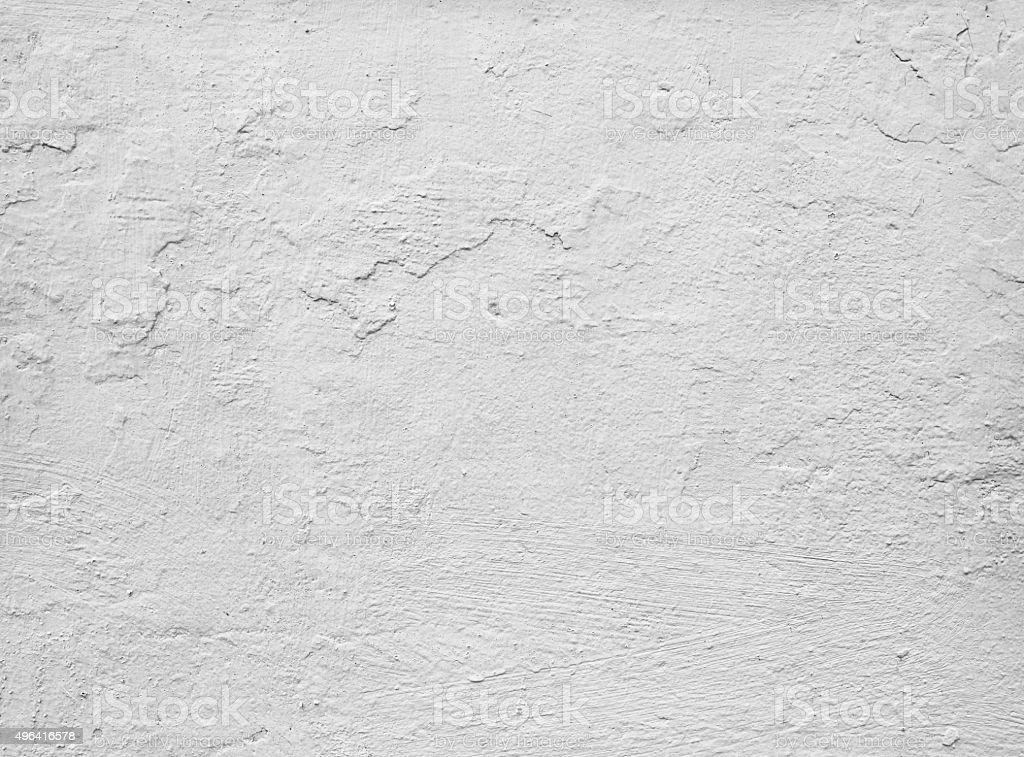 Old color white beige wall painted background stock photo
