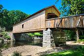 Old Comstock Bridge