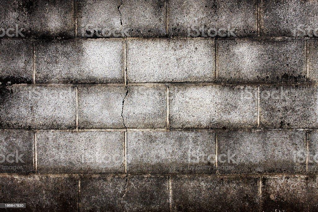 Old Beton Wand Lizenzfreies stock-foto
