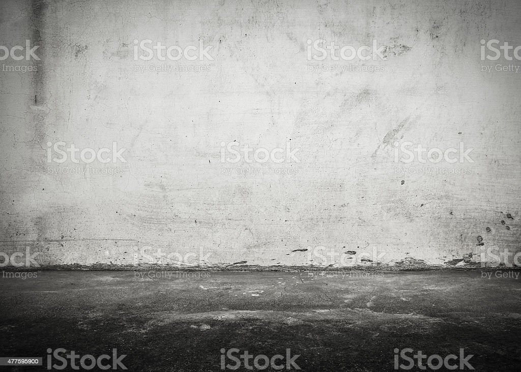 Old concrete wall texture stock photo
