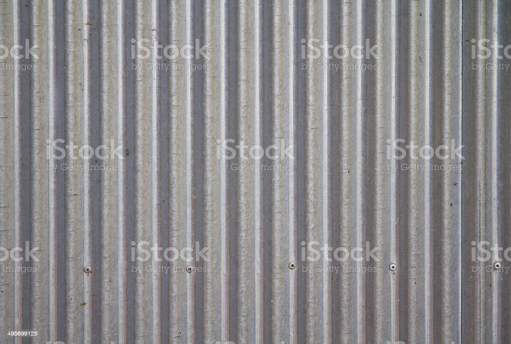 old corrugated metal royalty-free stock photo