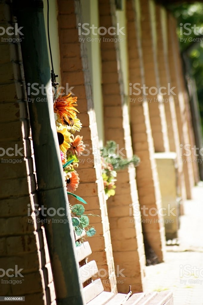 Old country house stock photo