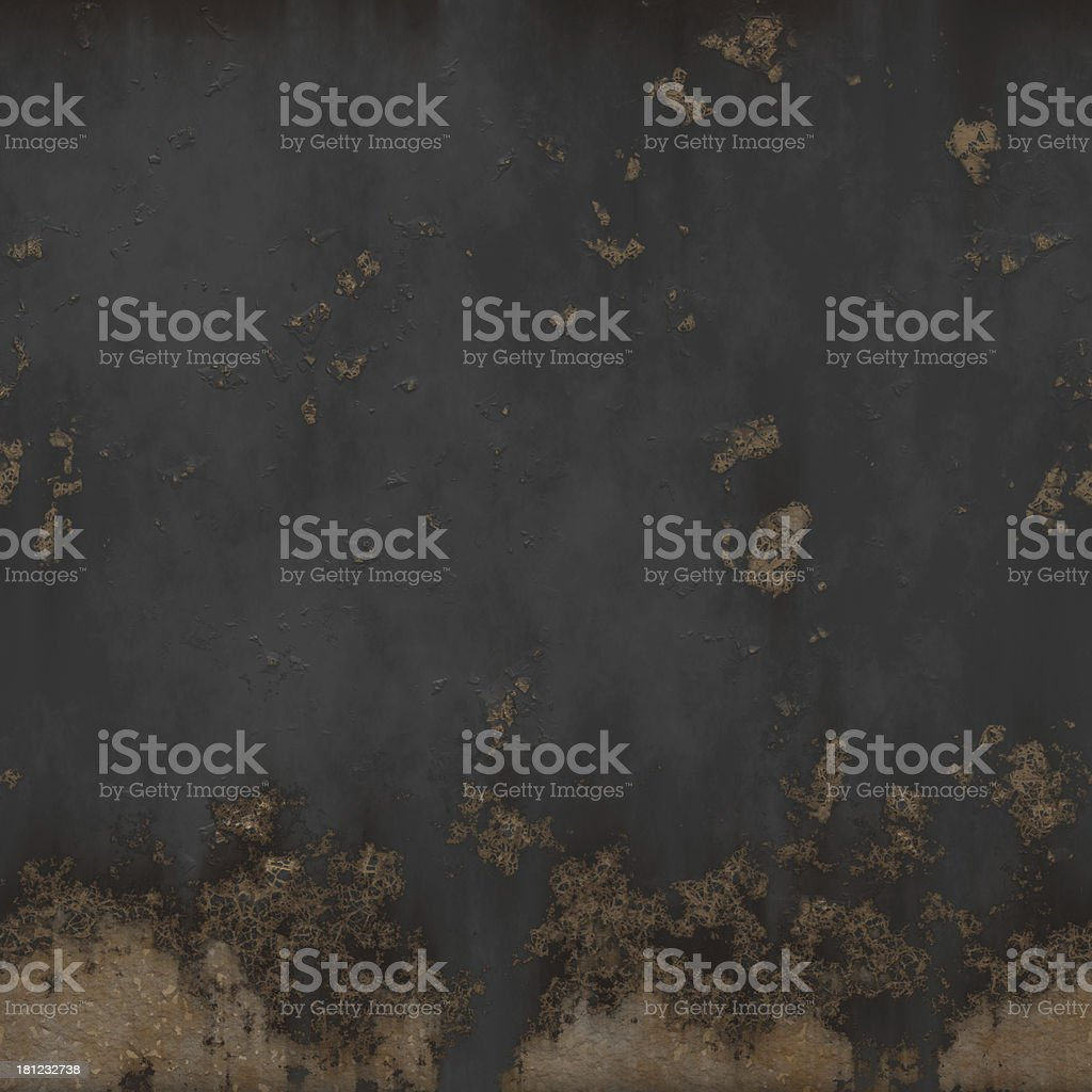 Old cracked wall background dark royalty-free stock photo