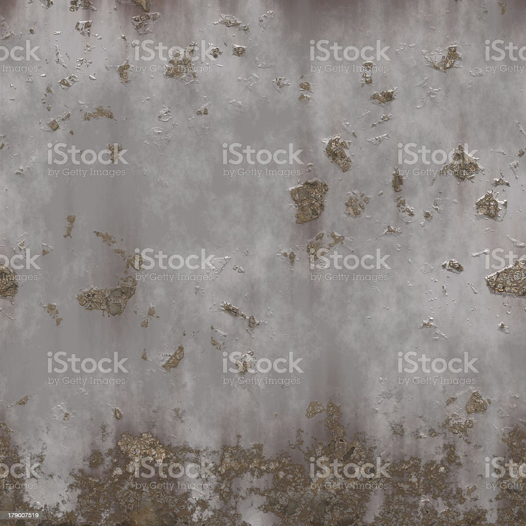 Old cracked wall background white royalty-free stock photo